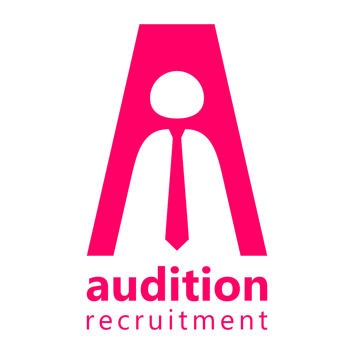 Audition Recruitment Logo - logo design by PixelDuck