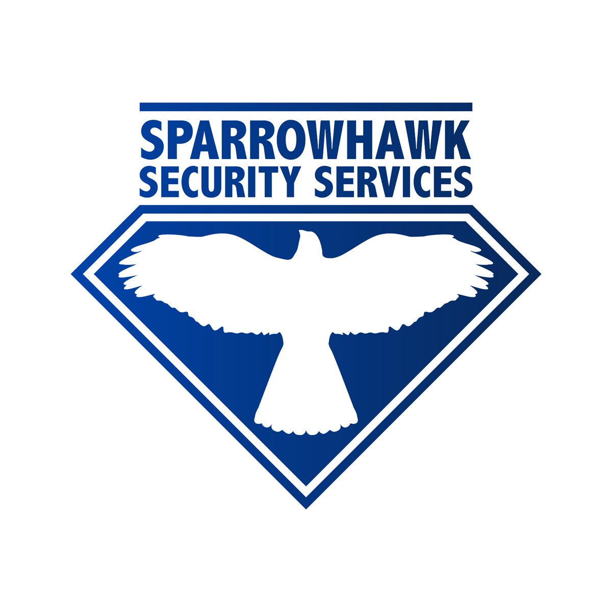 Sparrowhawk Security Services Logo - logo design by PixelDuck